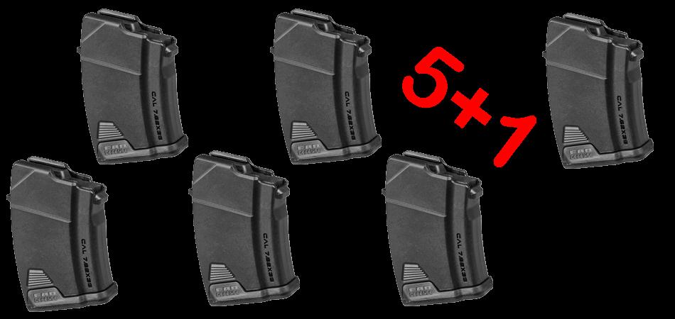 AK47 10 schuss paket