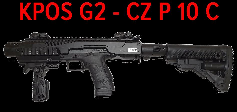 CZ P-10 C
