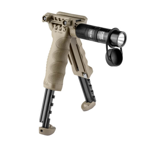 Foregrip Bipod with integrated Tactical Light, Gen 2