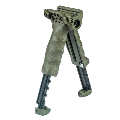 Quick Release Foregrip Bipod, Gen 2
