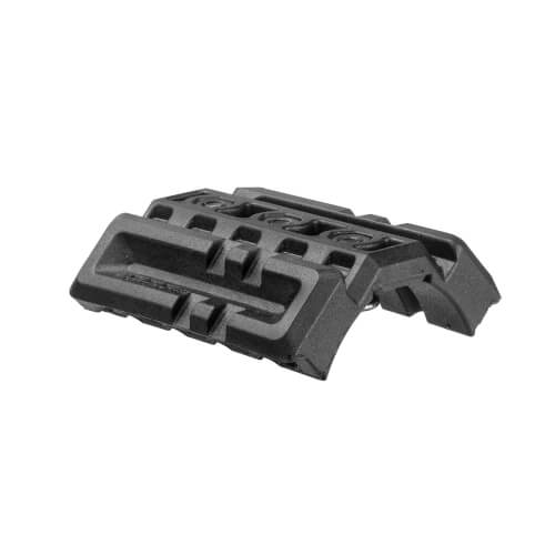 M16 / M4 / AR-15 Double Offset Polymer Accessory Rail