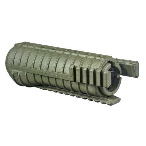 M16 / M4 / AR-15 Tri Rail Polymer Handguard