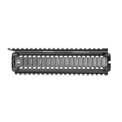 """M16 / M4 / AR-15 (16.75"""") Quad Rail Aluminum Handguard"""