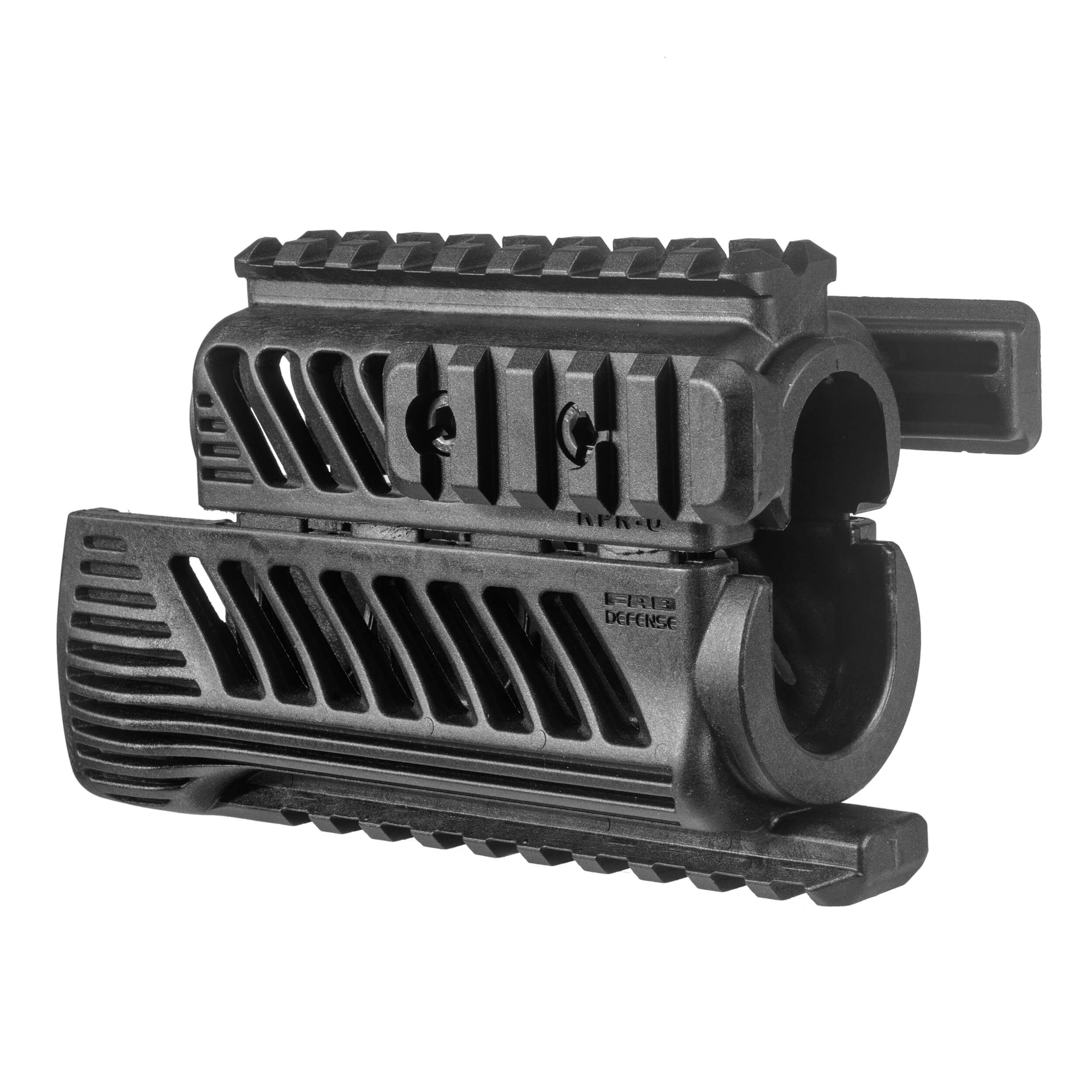 AKS-74U Quad Rail Polymer Handguard