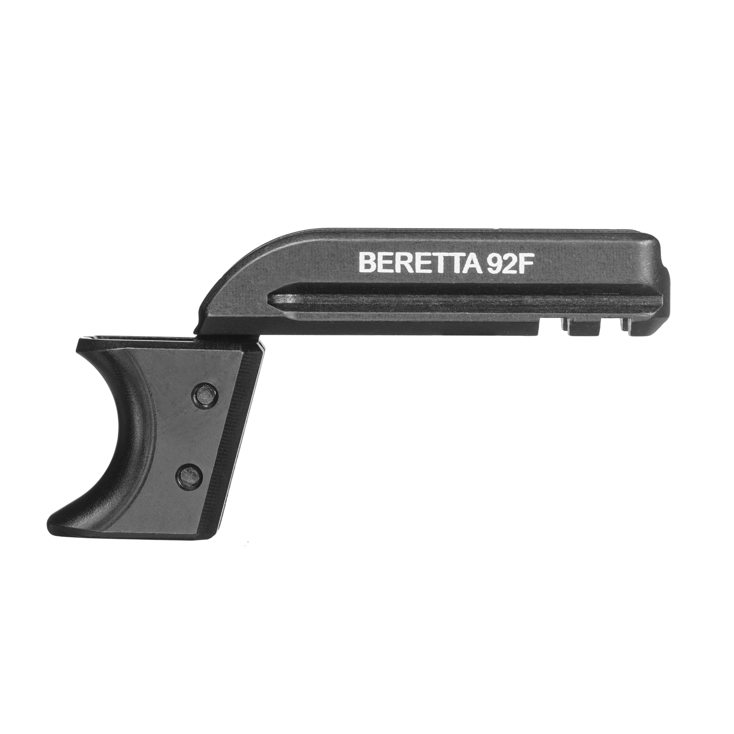 Beretta 92 Picatinny Rail