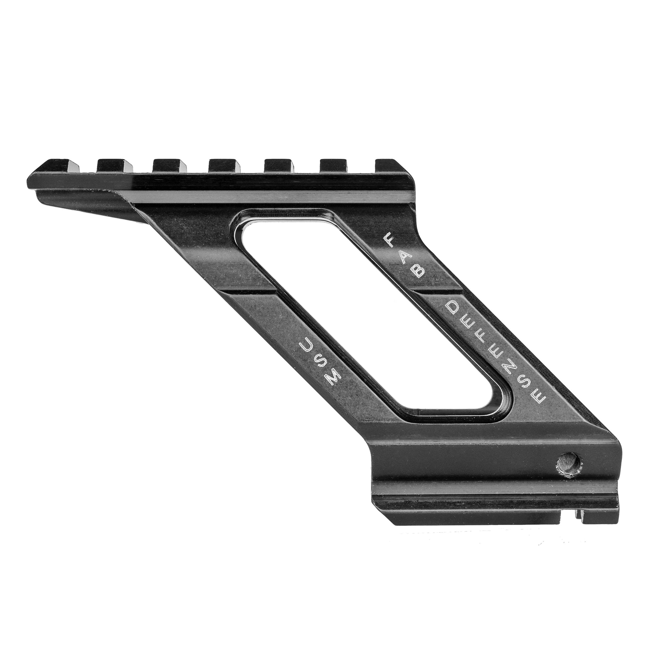 Universal Handgun Scope Mount