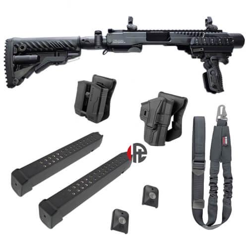 MEGA PACK KPOS G2 M4 Glock 17/19