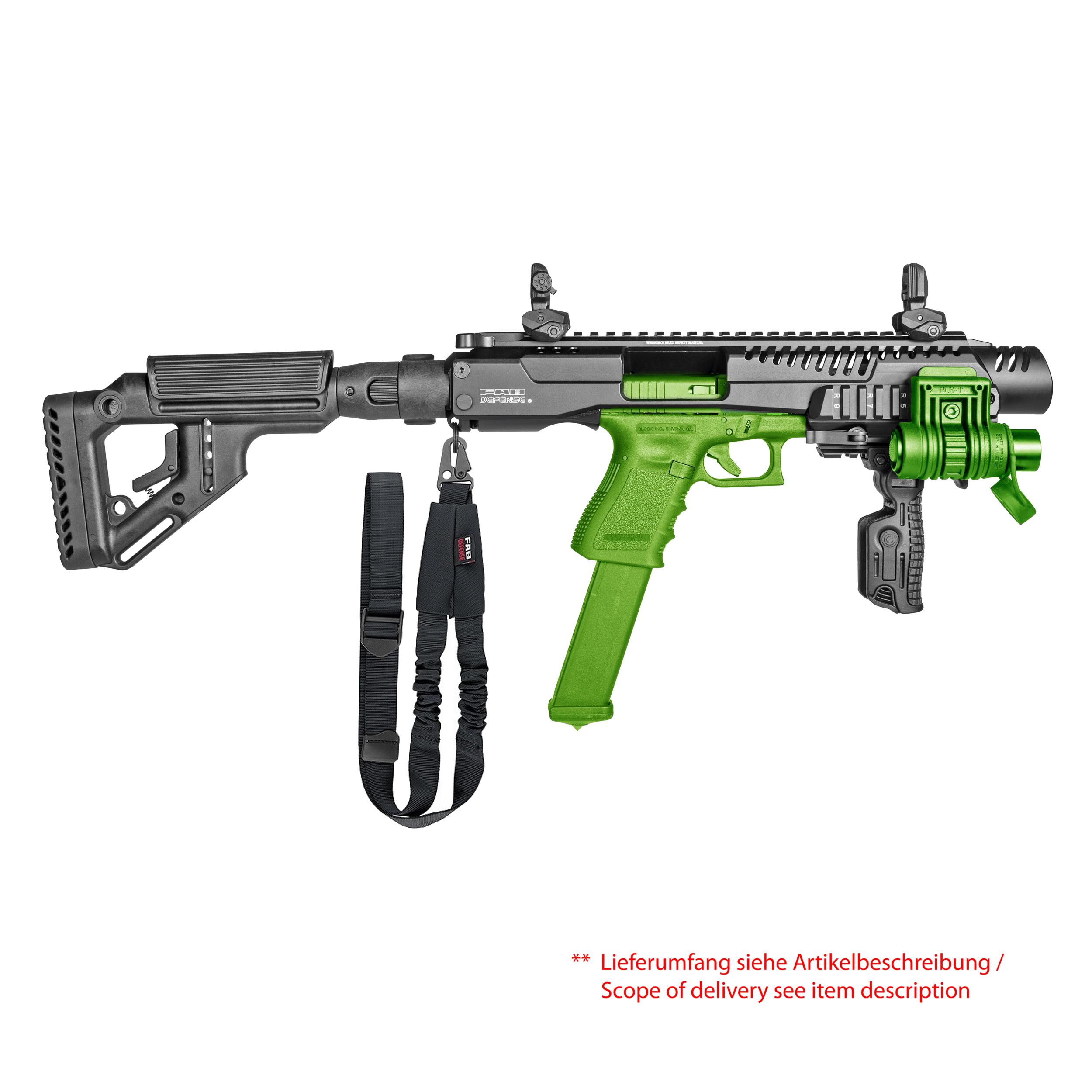 KPOS G2/Delta Glock 17/19