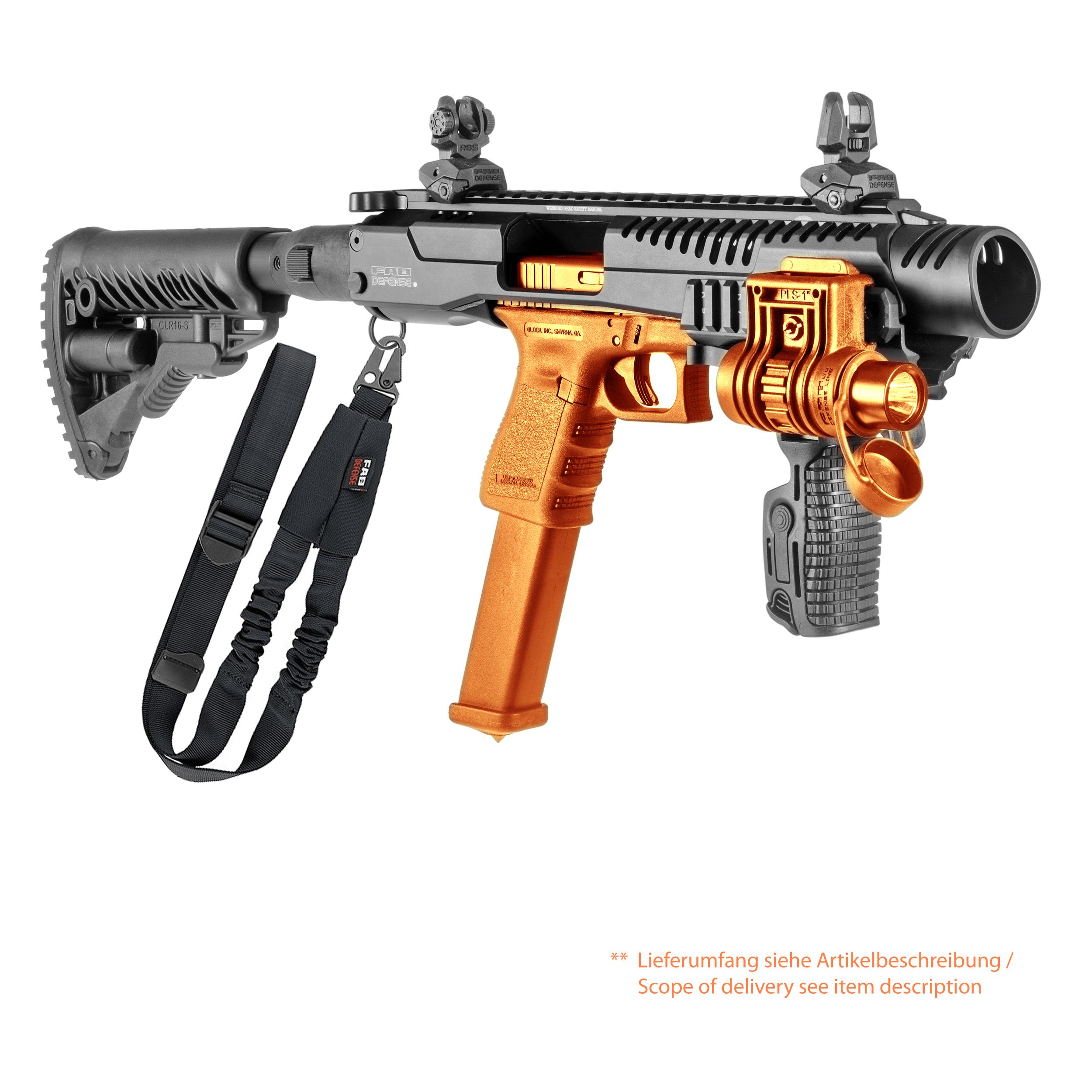 KPOS G2/M4 Glock 20 / 21 & SF