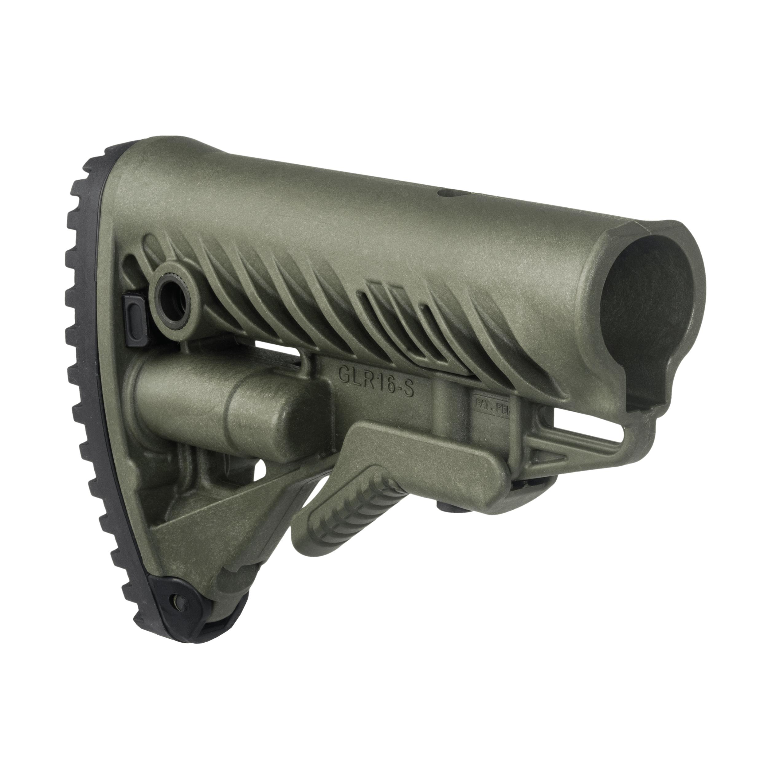 Buttstock AR15 / M16 / M4 Style