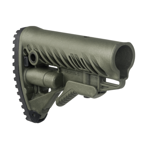 Buttstock AR15 / M16 / M4 Style