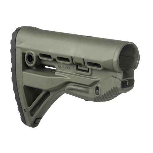 Buttstock AR15 / M16 / M4 Style / Shock Absorbing