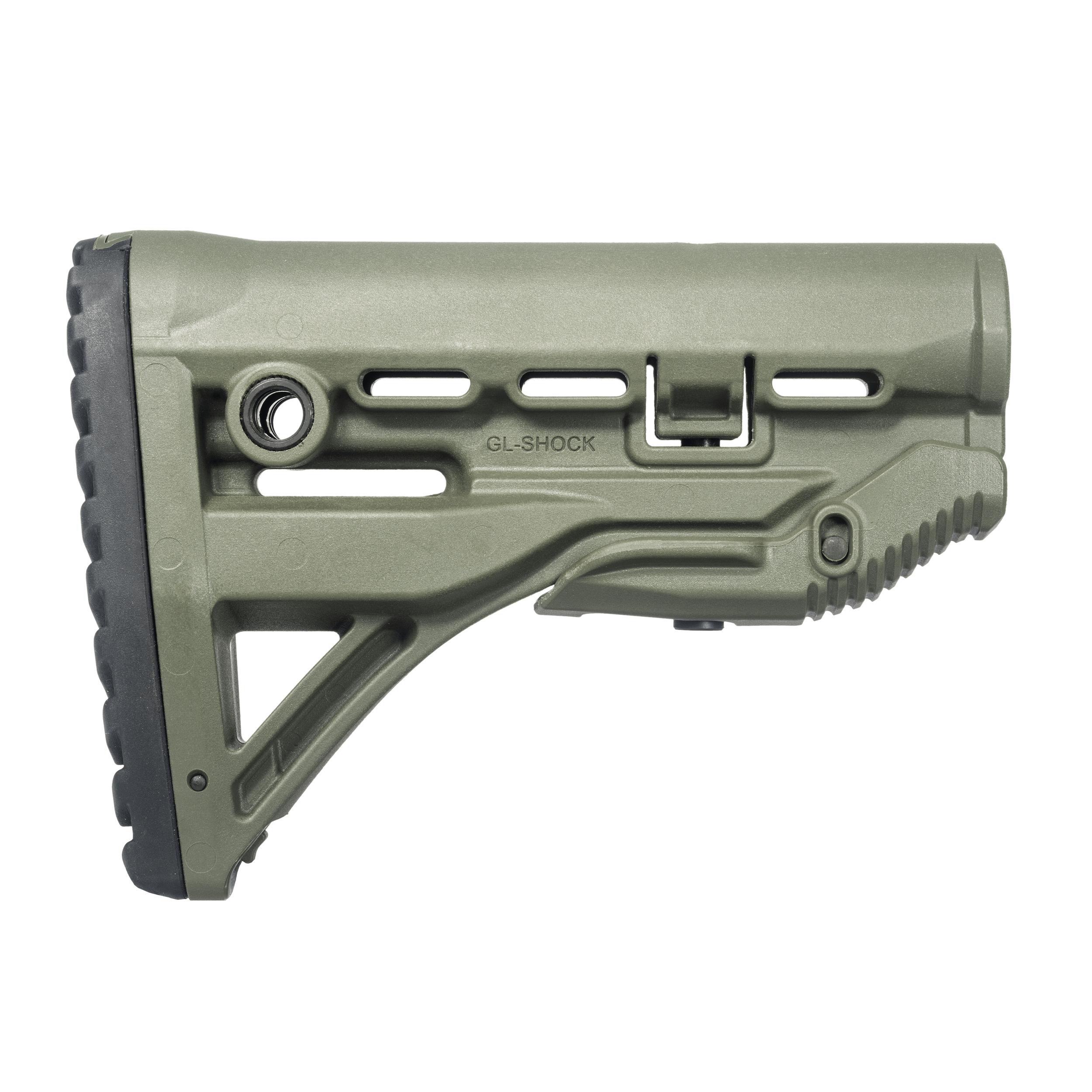 Buttstock AR15 / M16 / M4 Style / Shock Absorbing