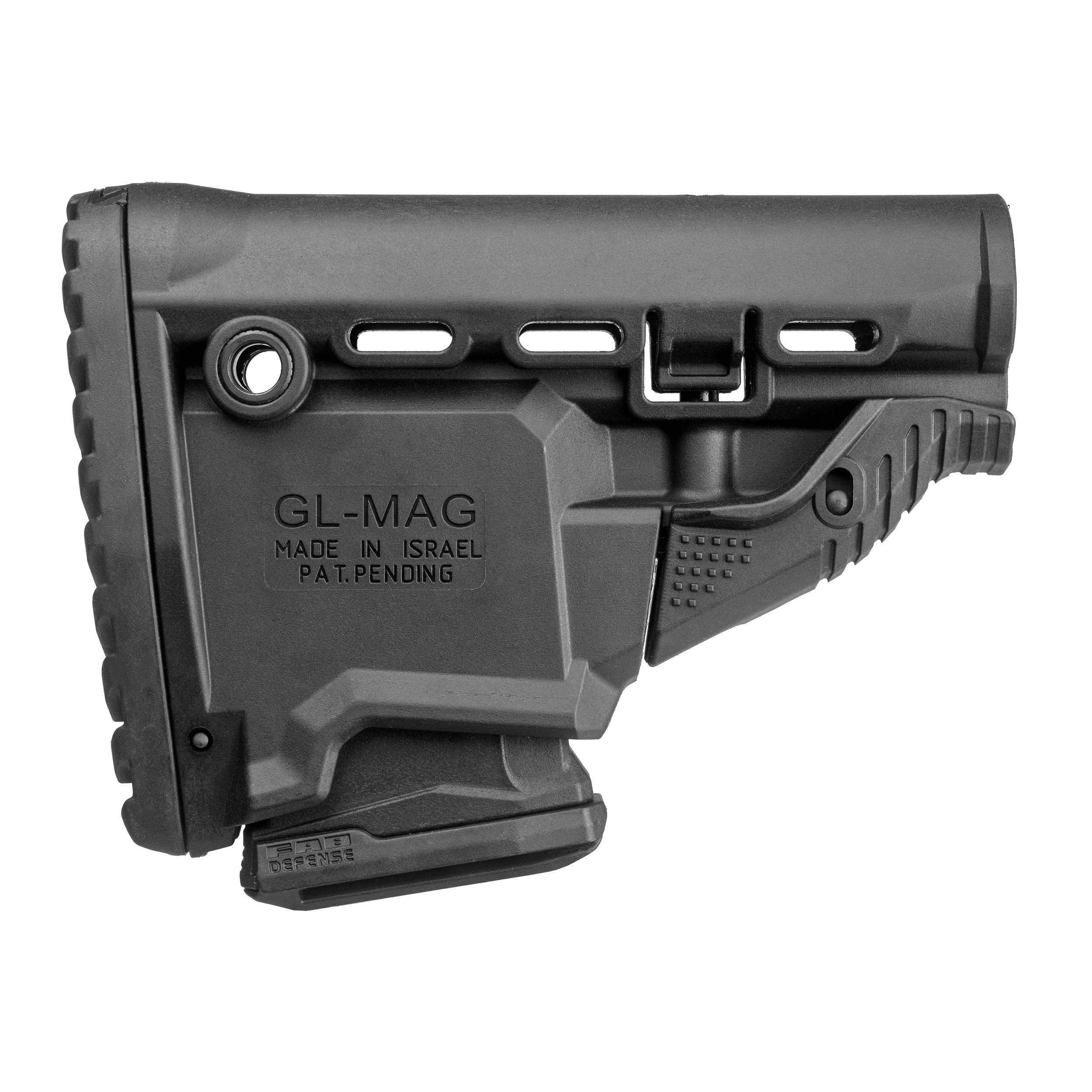 Buttstock AR15 / M16 / M4 - with 10 Round Magazine