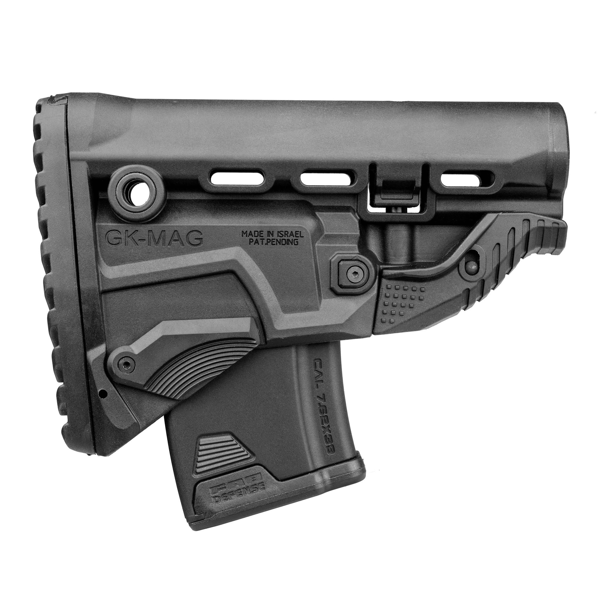 Buttstock AK47 - with 10 Round Magazine