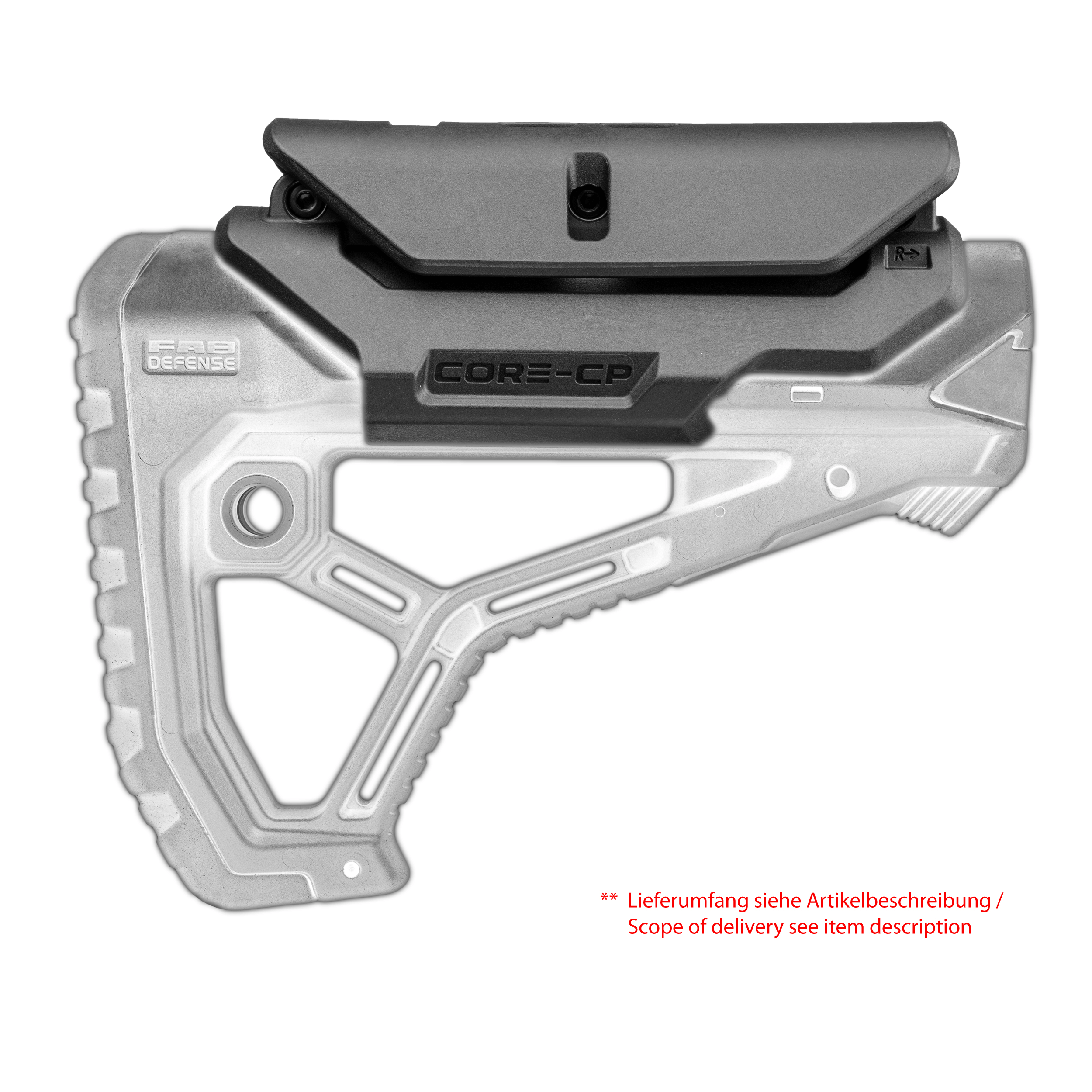 Adjustable Cheek Rest Kit for GL-CORE