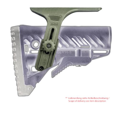 Verstellbare Wangenauflage für GLR-16