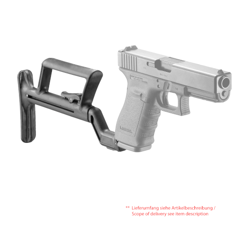Glock Compact Models Tactical Stock ( Gen 1,2,3 )