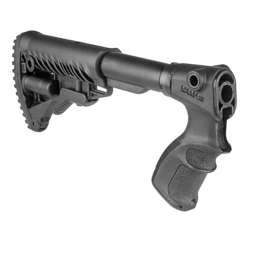 Remington 870 Buttstock with Pistol grip