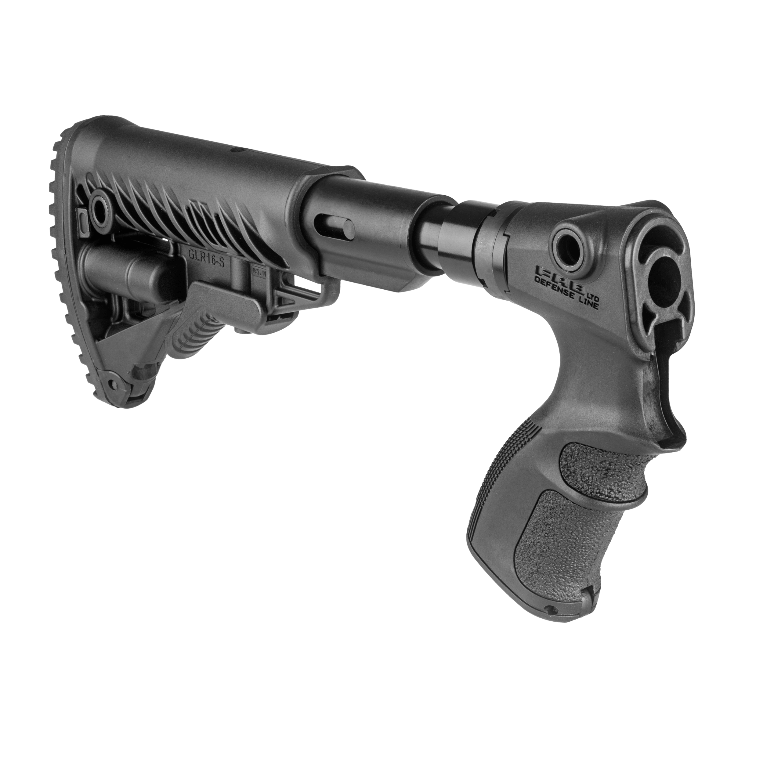 Remington 870 Buttstock with Pistol grip / Shock Absorber