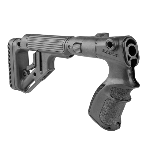 Remington 870 folding buttstock / cheek rest