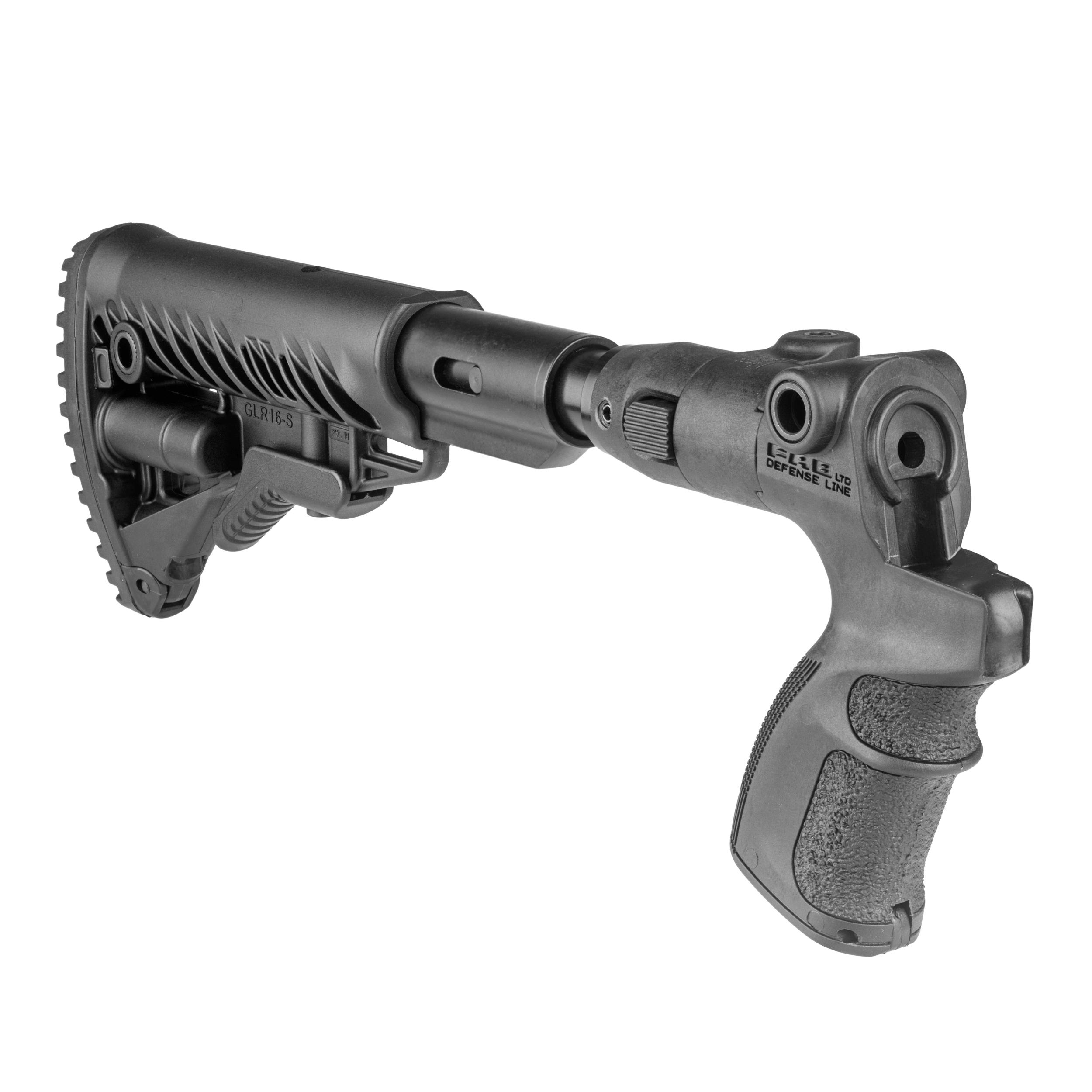 Mossberg 500 Folding Butt Stock / Pistol grip / Shock Absorber