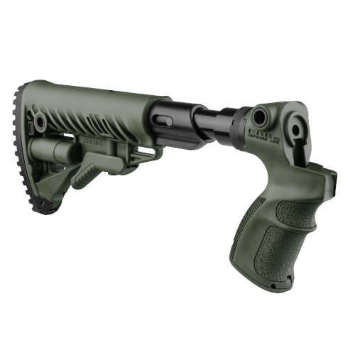 Mossberg 500 Buttstock with Pistol Grip / Shock Absorber