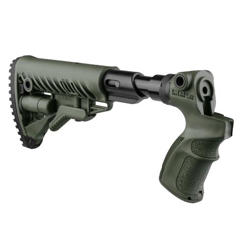 Mossberg 500 Schulterstütze / Pistolengriff / Rückstoßdämpfer