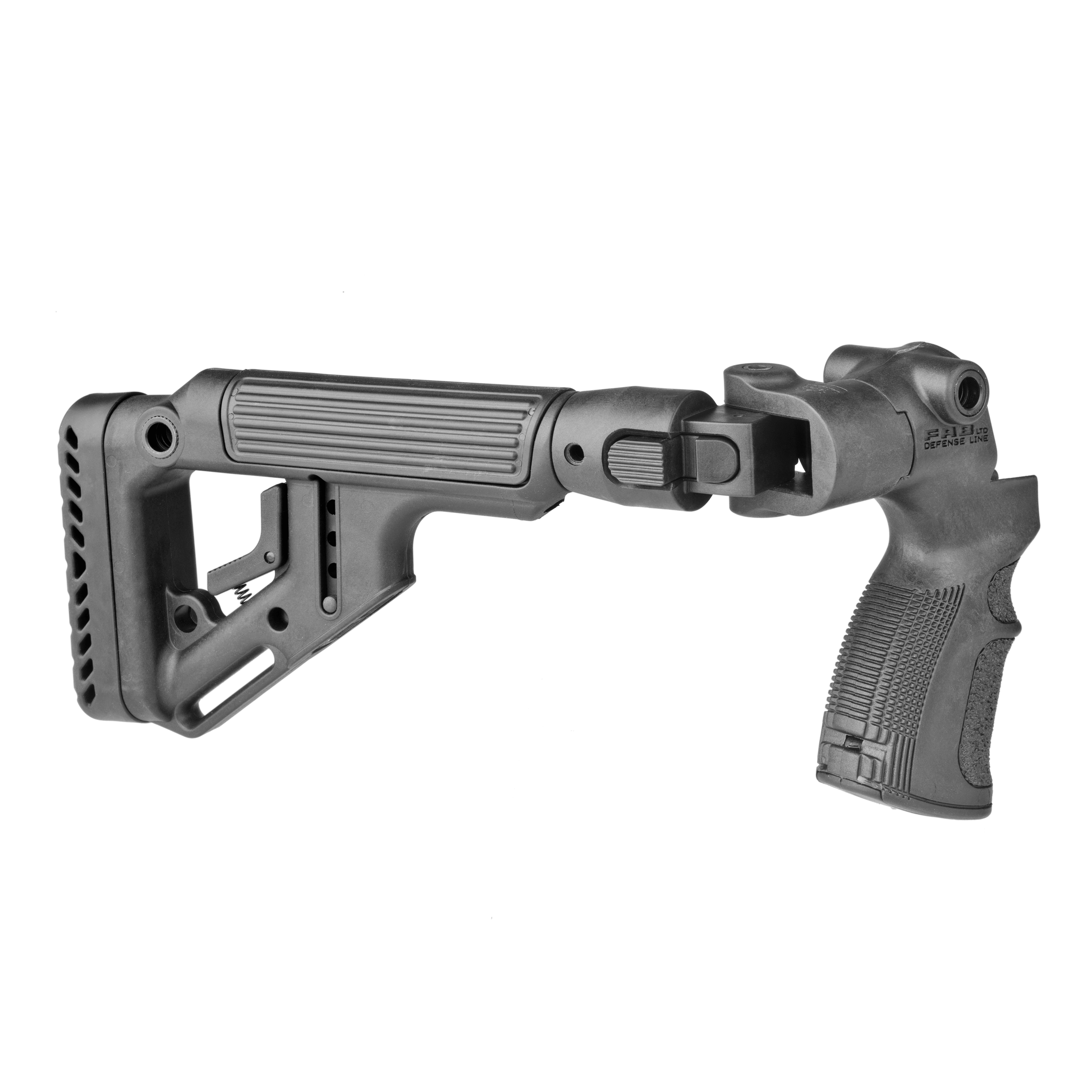 Mossberg 500 folding buttstock / cheek rest
