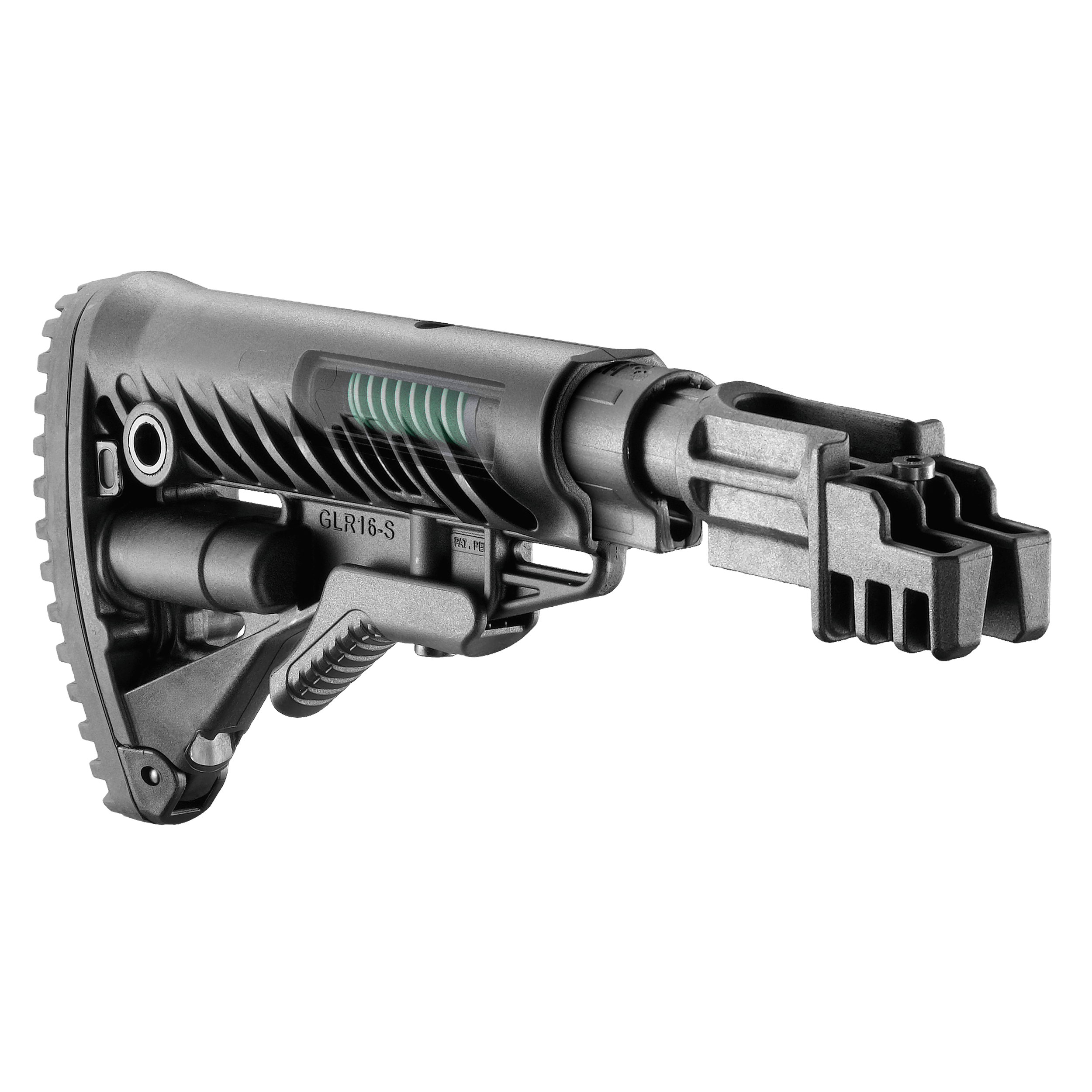 AK47 recoil reducing system / AR15 Style