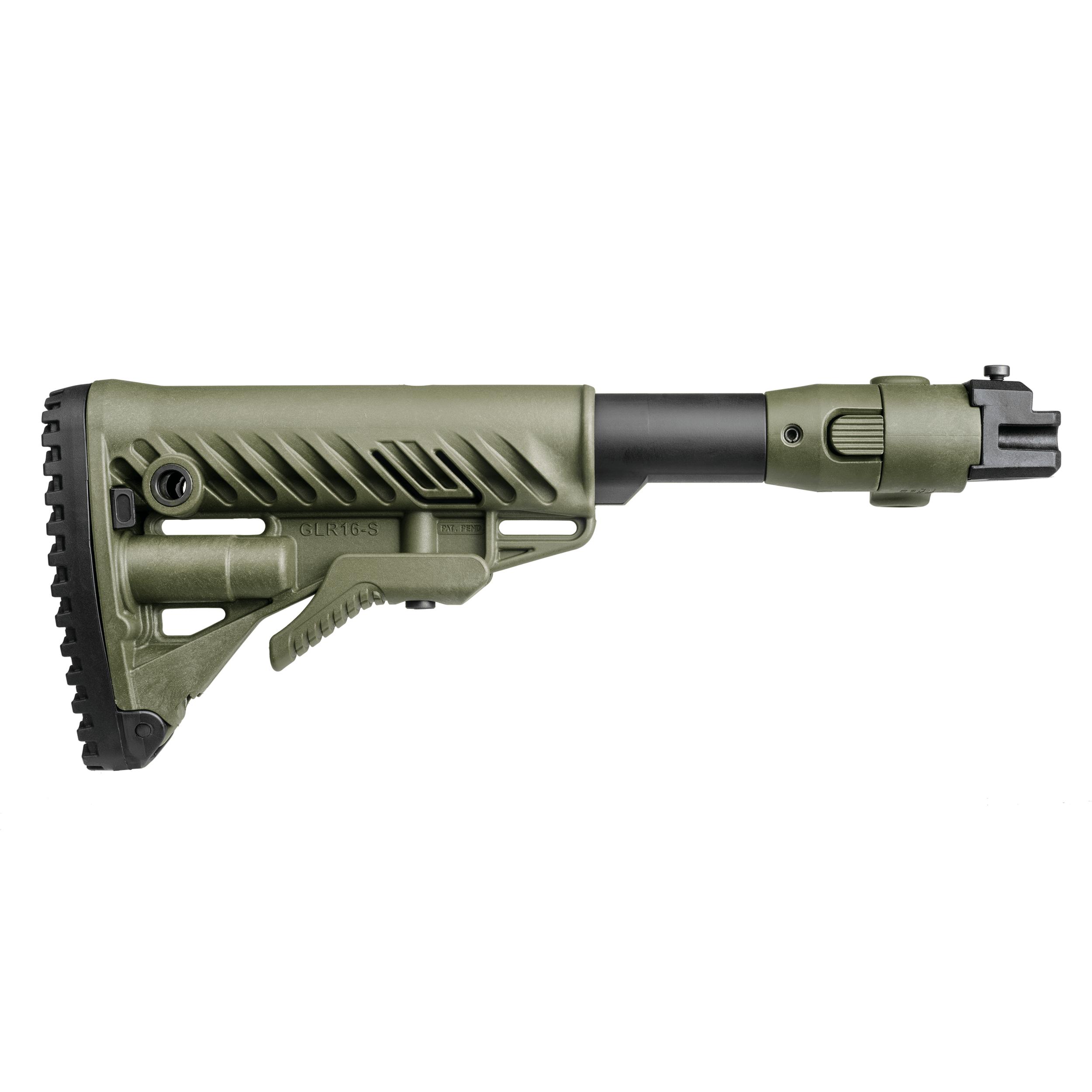 AK47 folding buttstock (Polymer Joint)