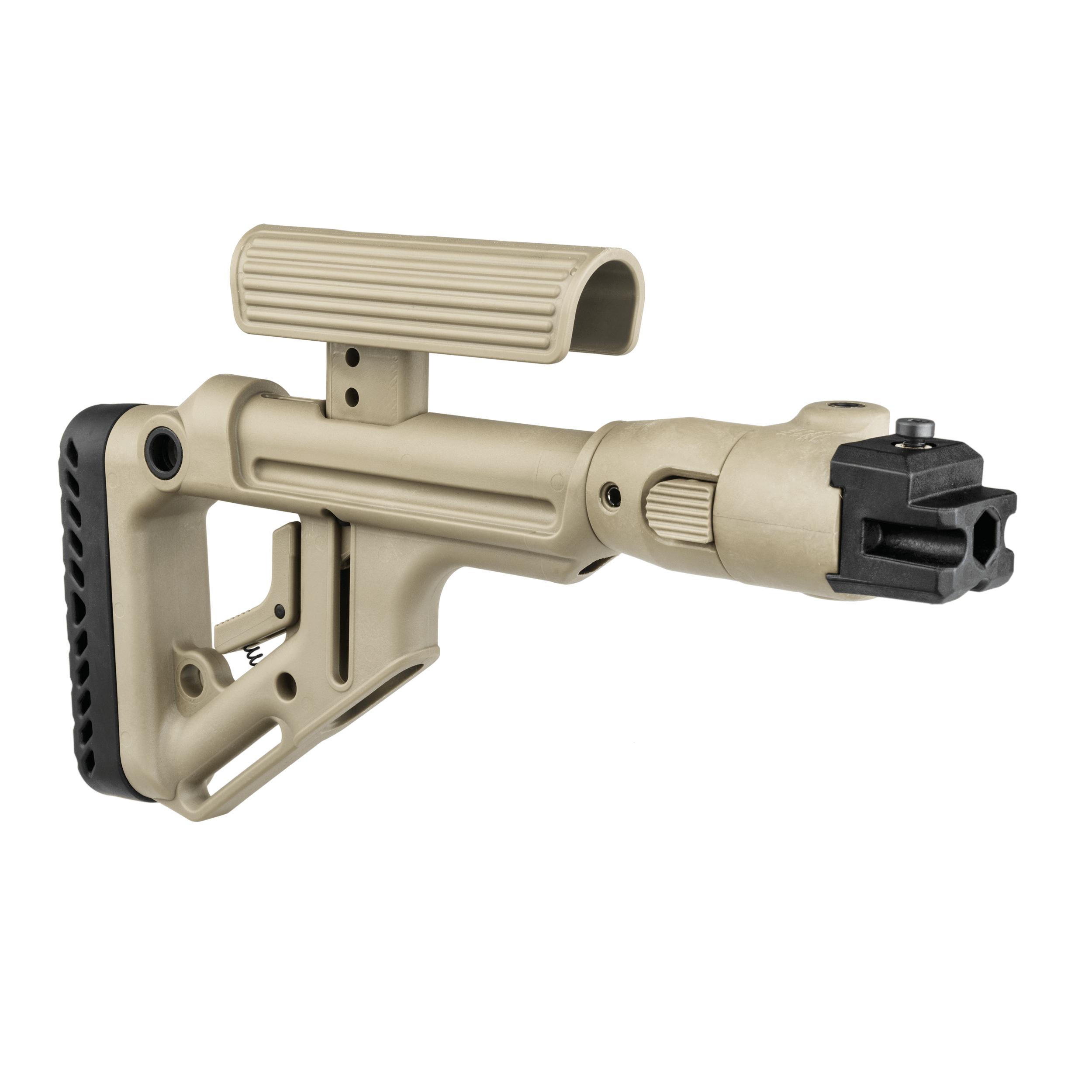 AK47 folding buttstock / cheek rest (Polymer Joint)