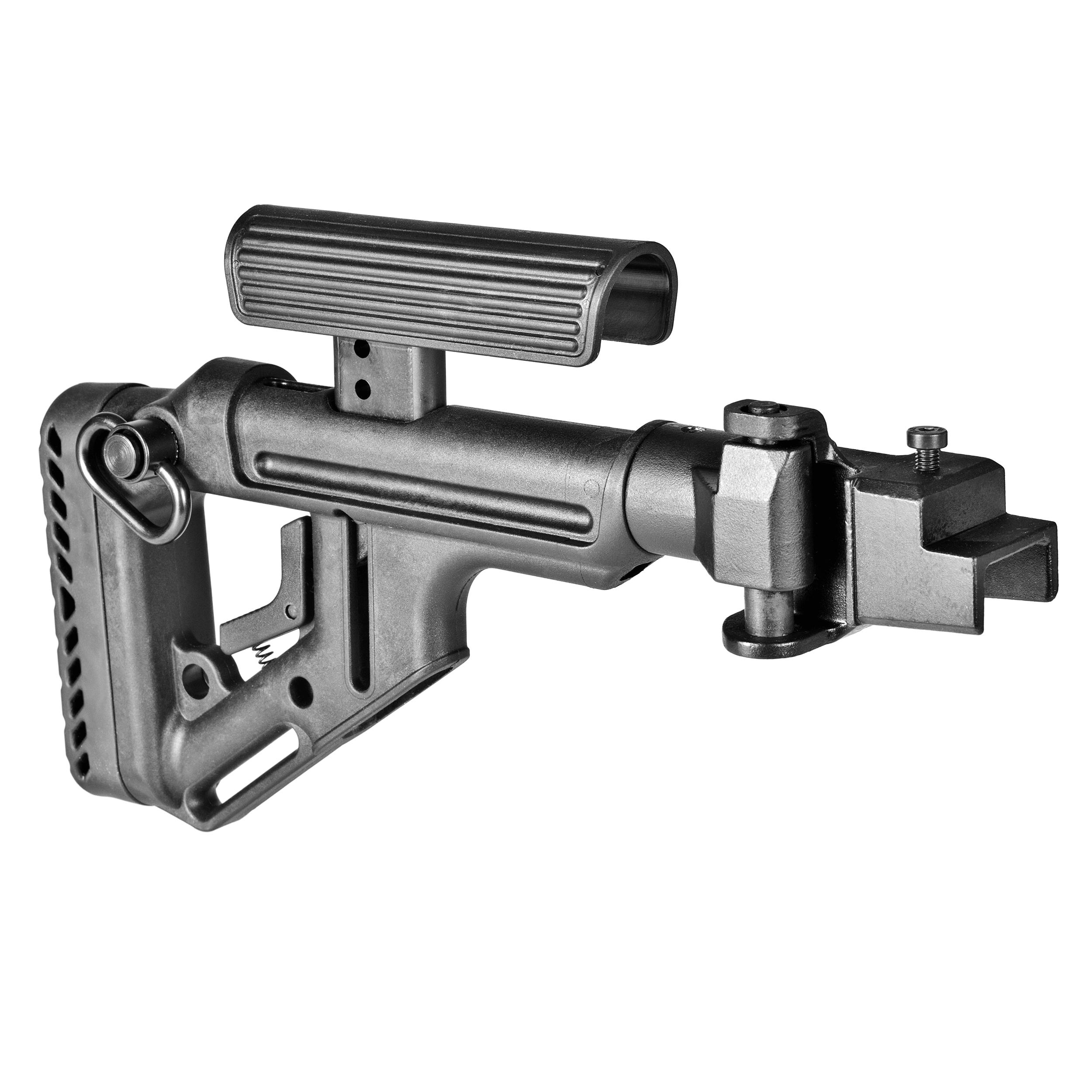 AK47 folding buttstock / cheek rest (Metal Joint)