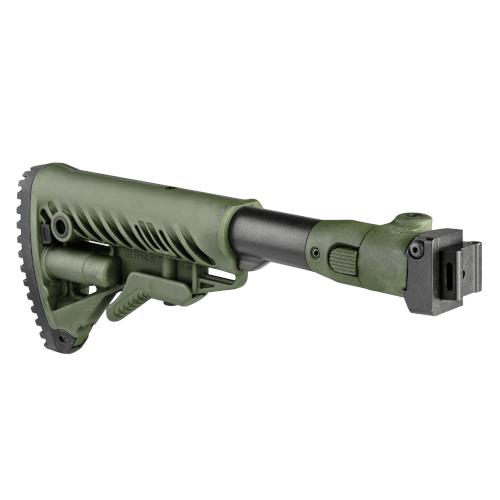 AKS-74U Klappbare Schulterstütze (Krinkov)