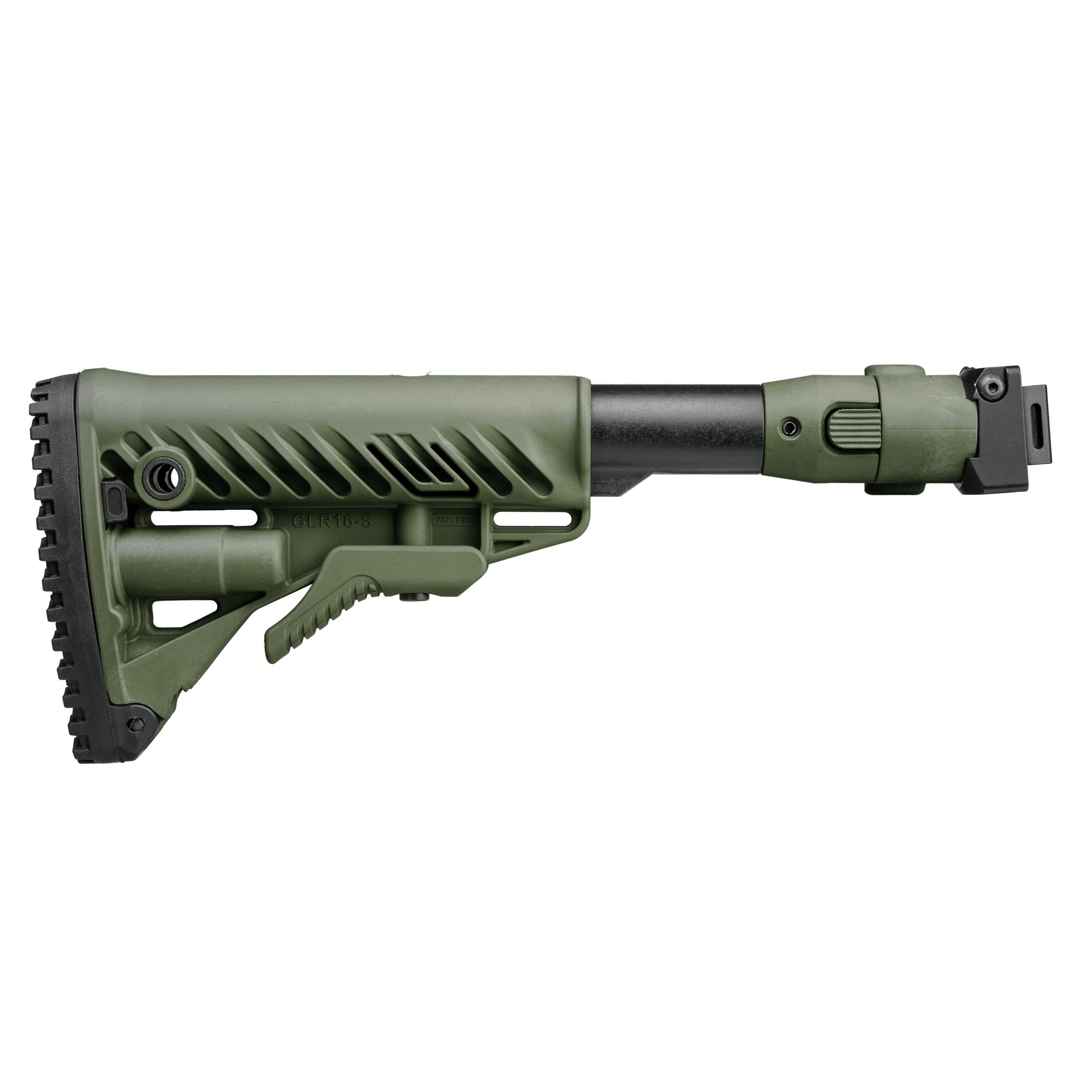 AKS-74U Folding Buttstock (Krinkov)
