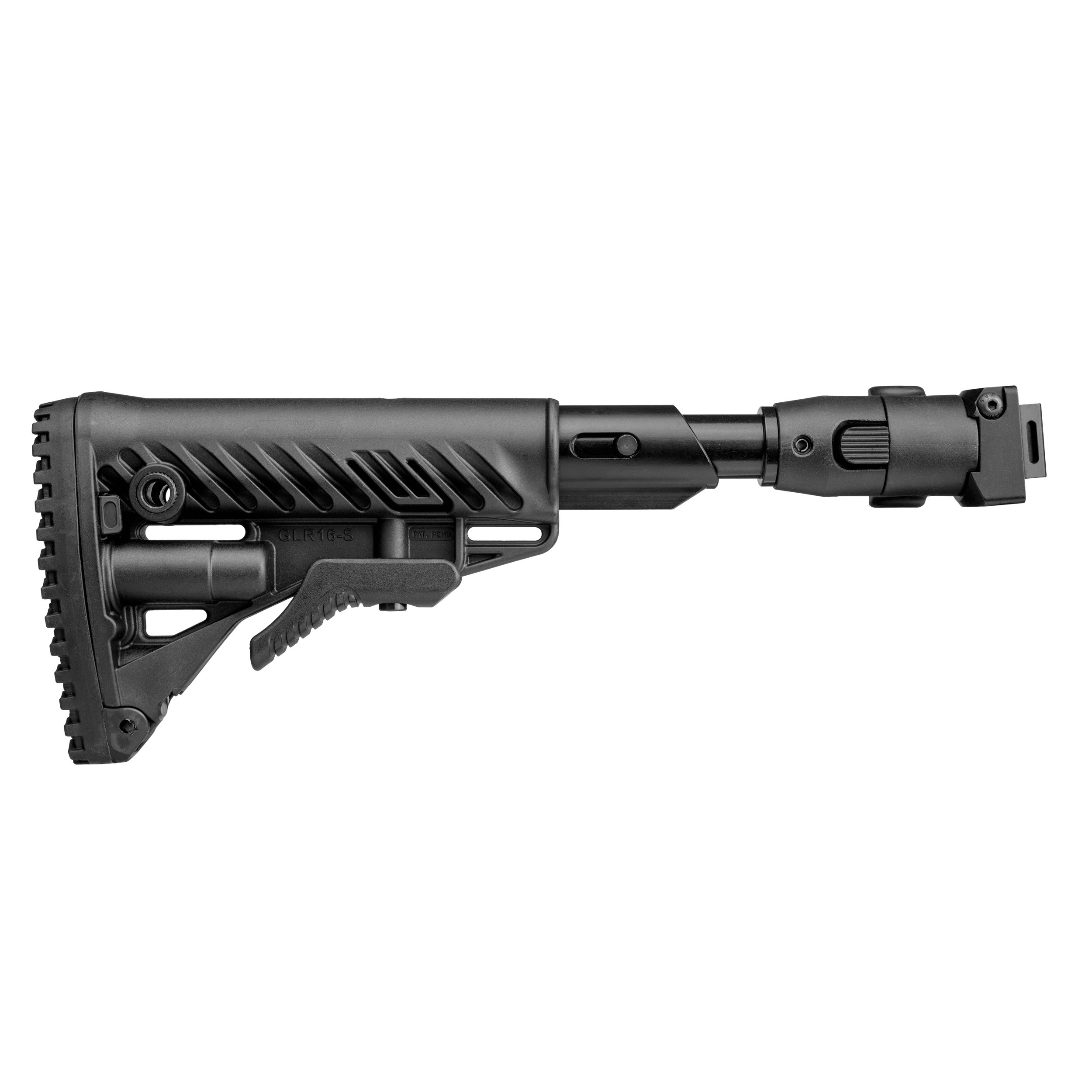 AKS-74U Folding Buttstock  / Shock Absorbing