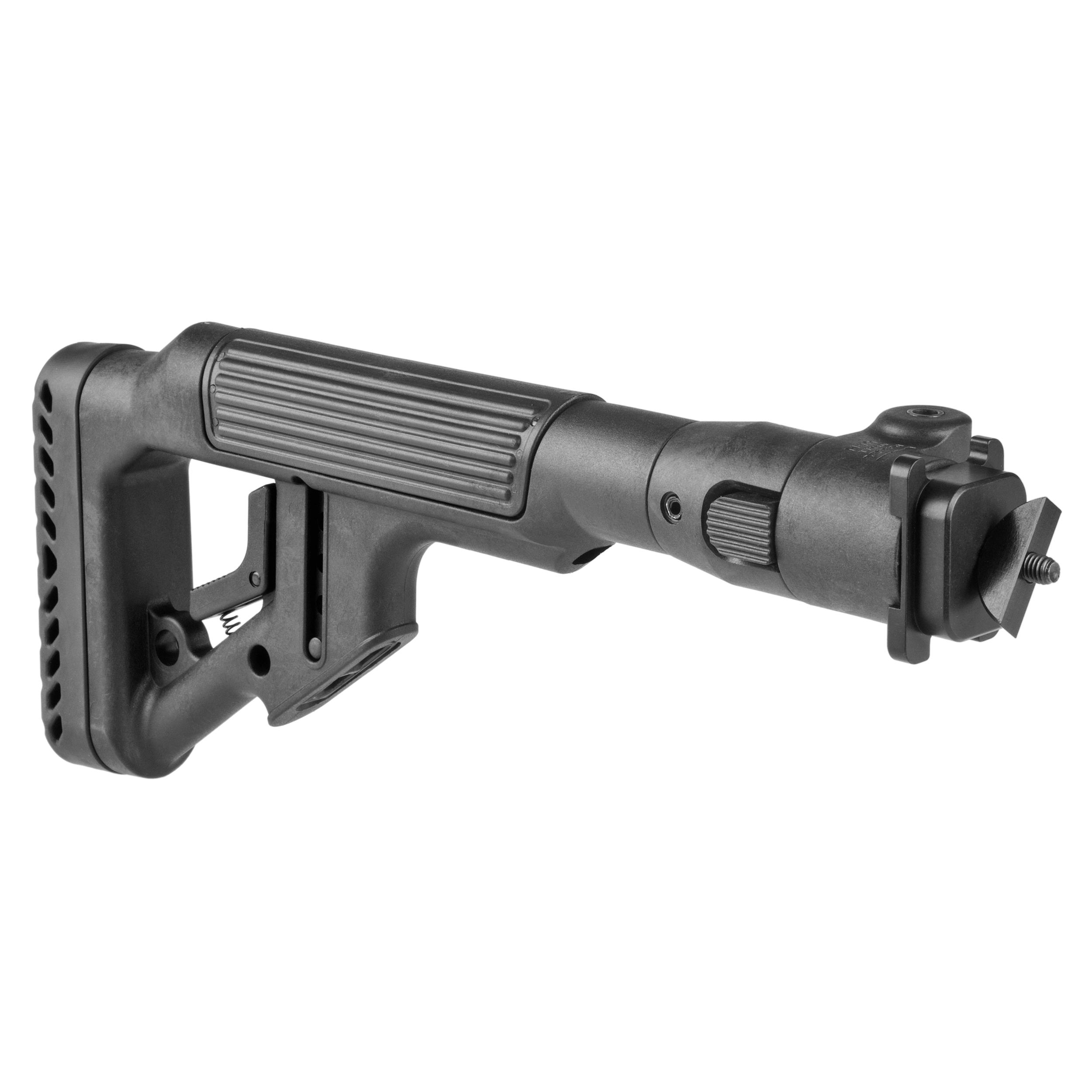 AK47 Folding Buttstock / Cheek Rest / Milled Receivers (Polymer Joint)