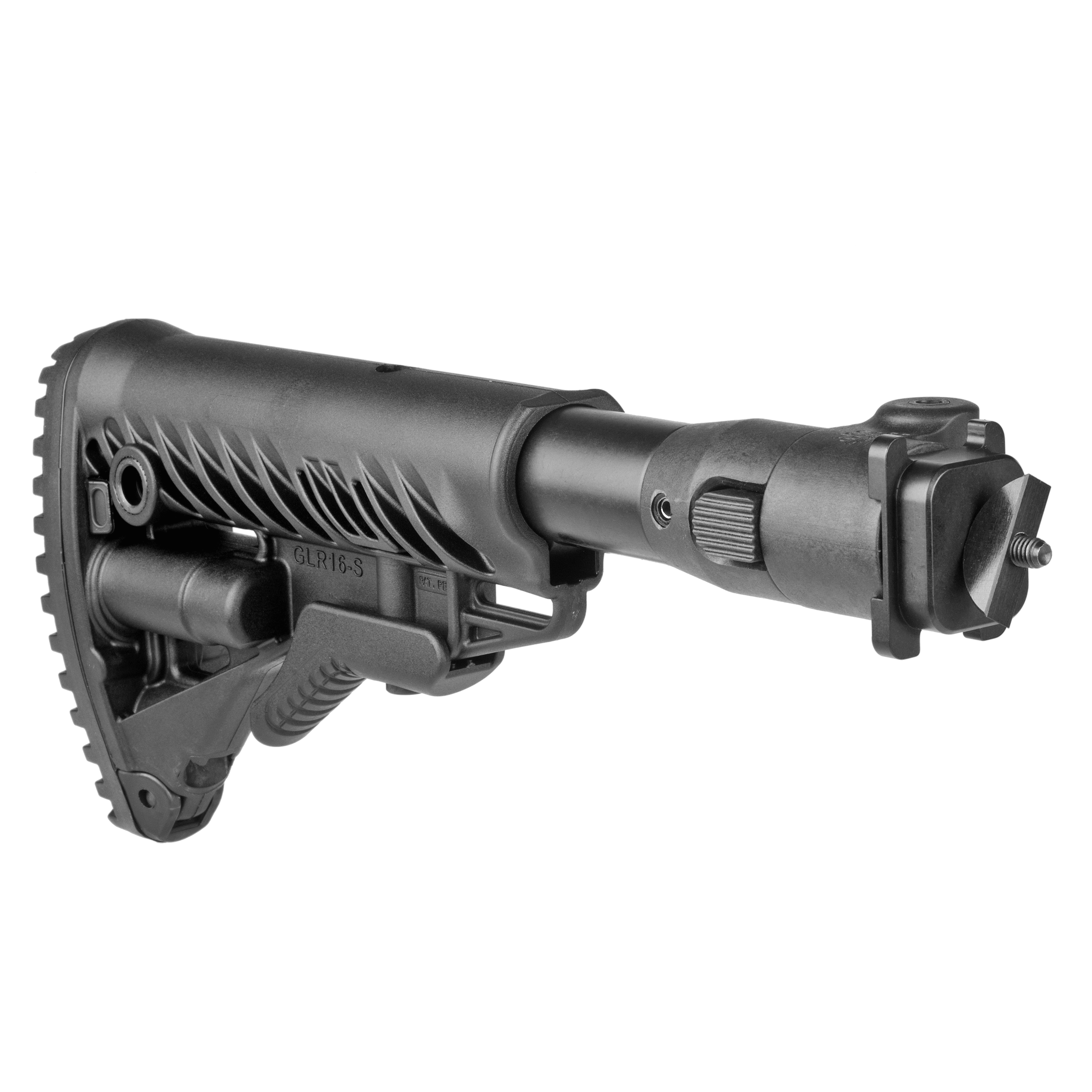AK47 Folding Buttstock / Milled Receivers (Polymer Joint)