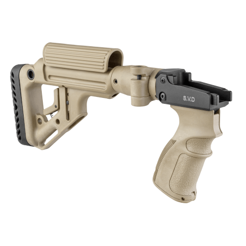 UAS Folding Buttstock for Dragunov Sniper Rifle