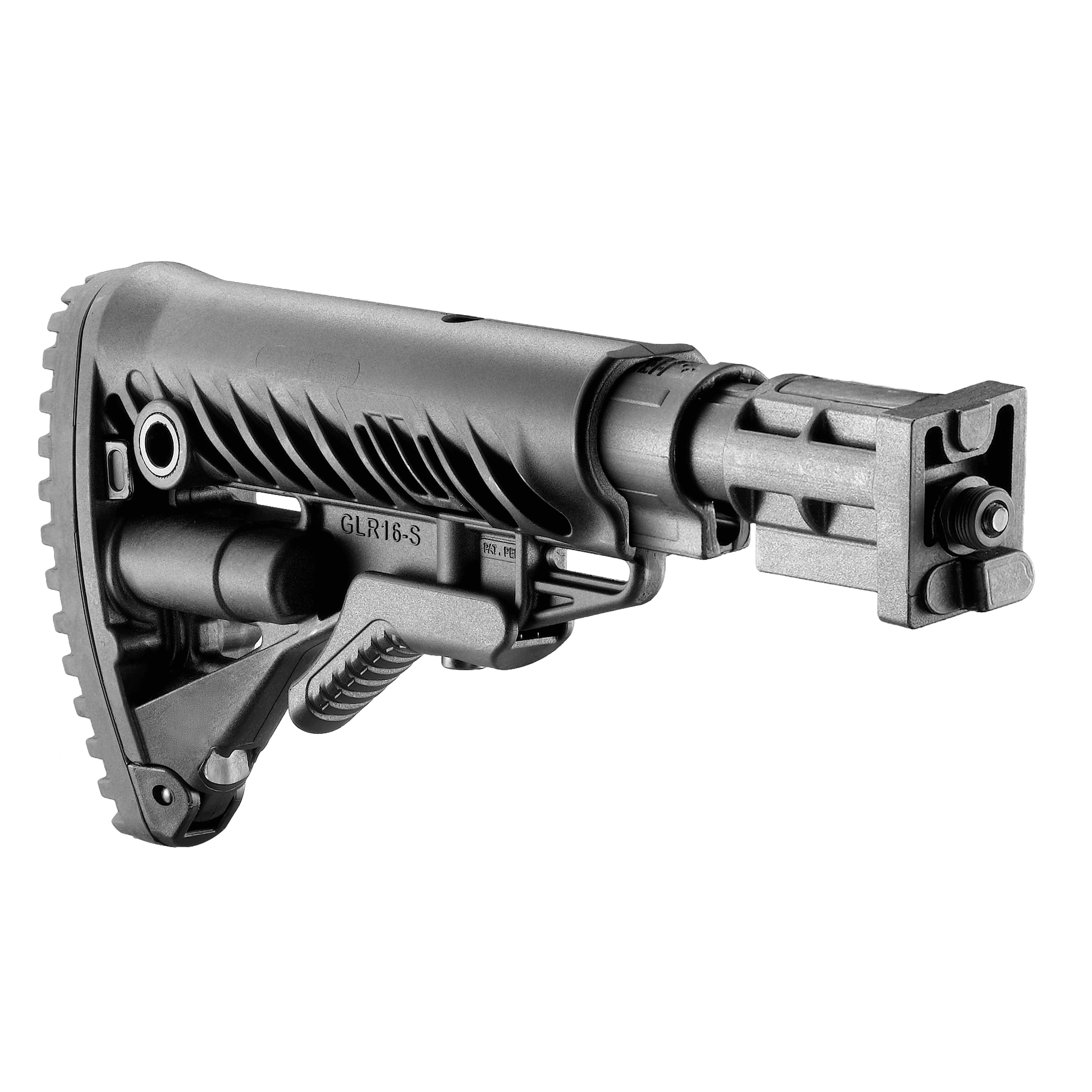 VZ58 recoil reducing system / AR15 Style
