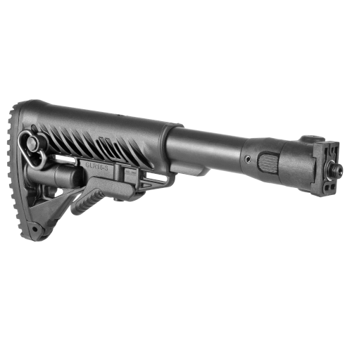 VZ58 klappbare Schulterstütze / AR15 Stil (Polymer Version)