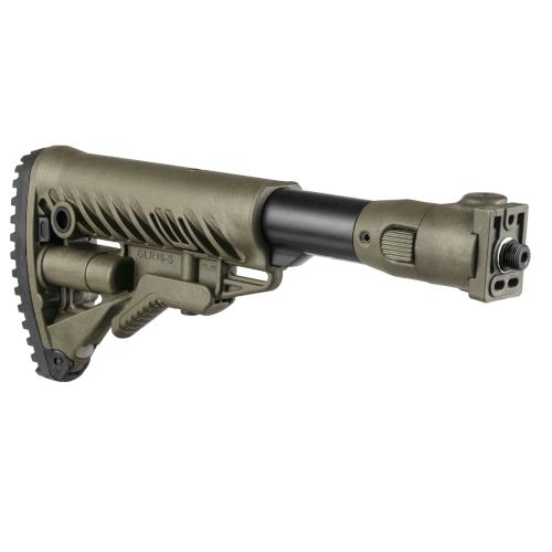 VZ58 folding buttstock / AR15 Style (Polymer Joint)
