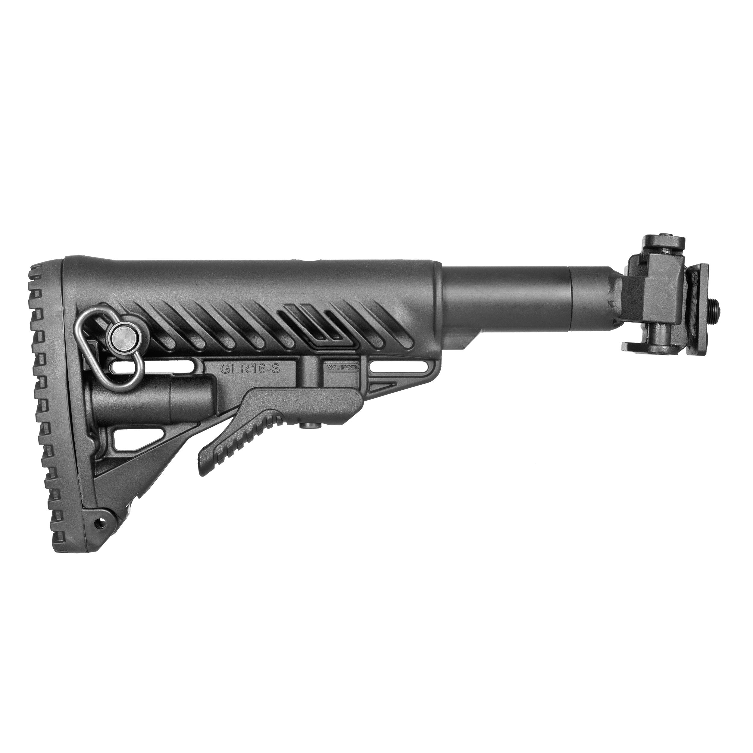VZ58 folding buttstock / AR15 Style (Metal Joint)