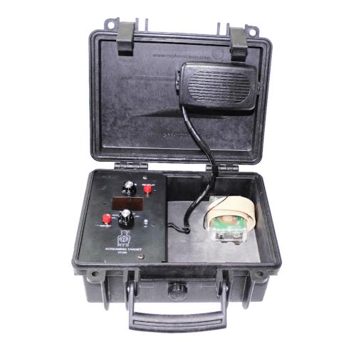 Akustisches Schießscheiben Signal-Anlagen Set