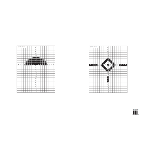 Upper Torso Zeroing Target Covers