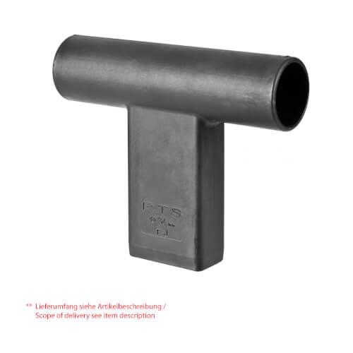 T - Verbinder für 34 mm Zielscheiben Stange