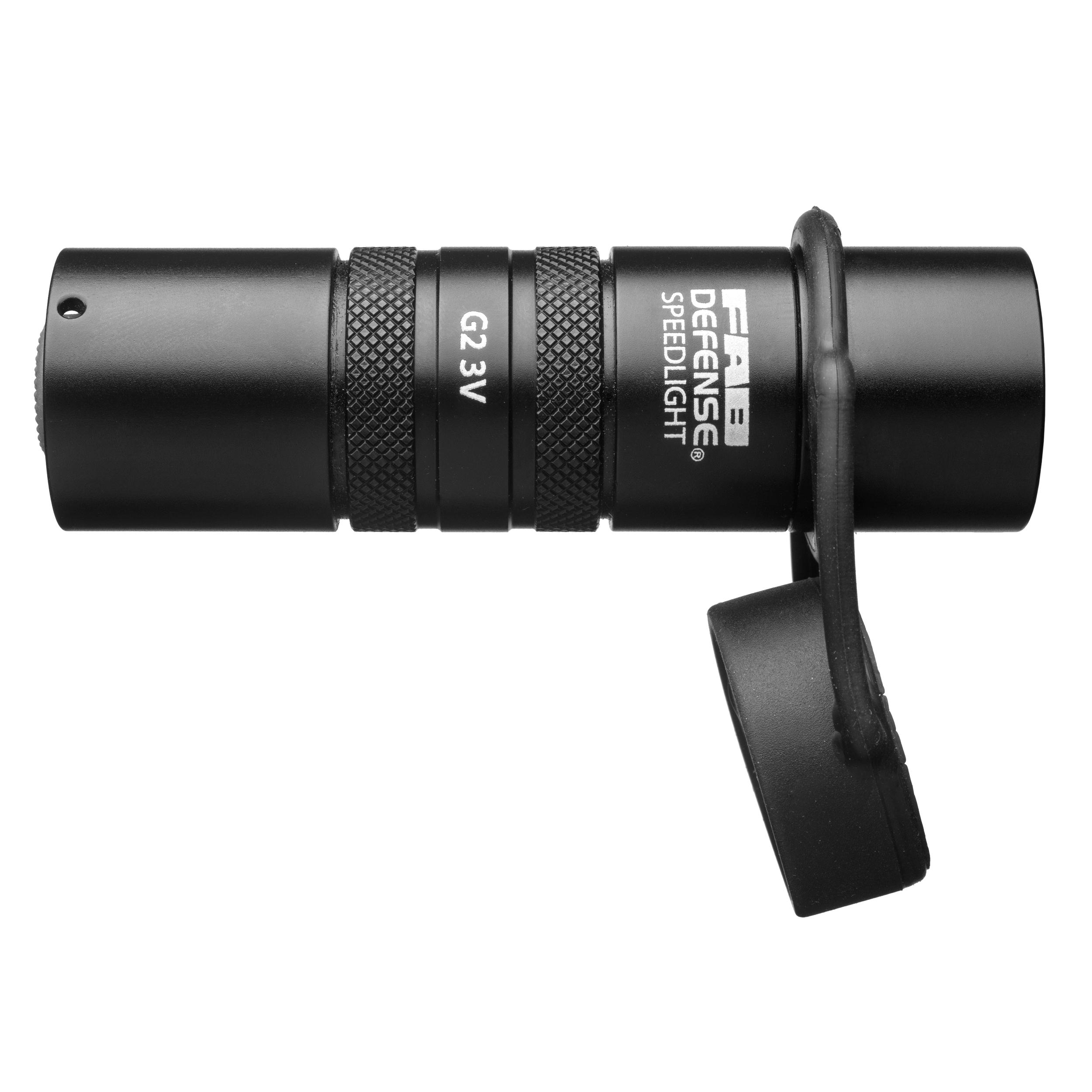 """Tactical LED Flashlight 1"""", 3V, GEN 2"""