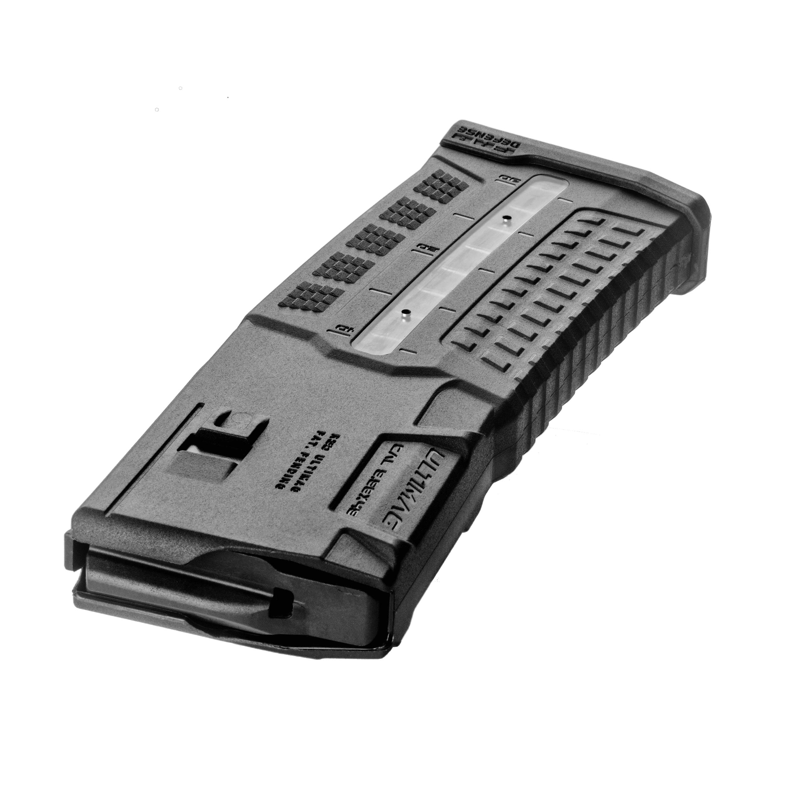 AR15/M4 30 Rounds Polymer Window Magazine