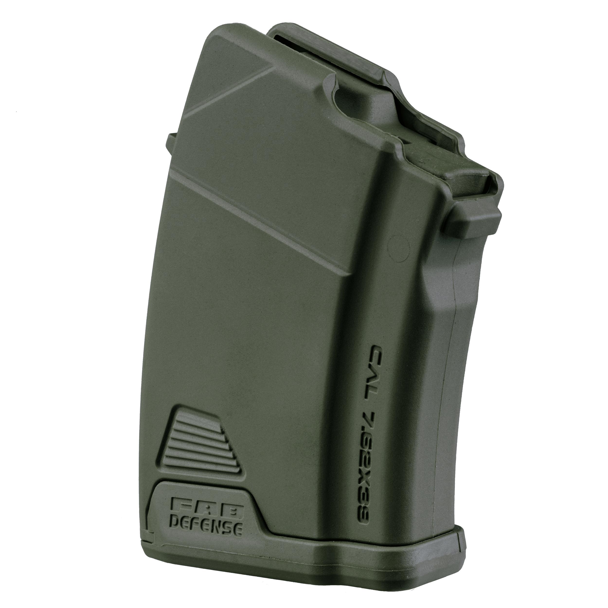 AK47 10 Rounds Polymer Magazine