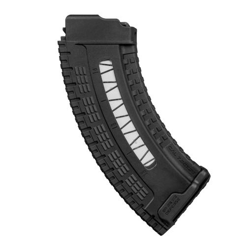 30 Schuss VZ 58 Polymer Magazin mit Fenster
